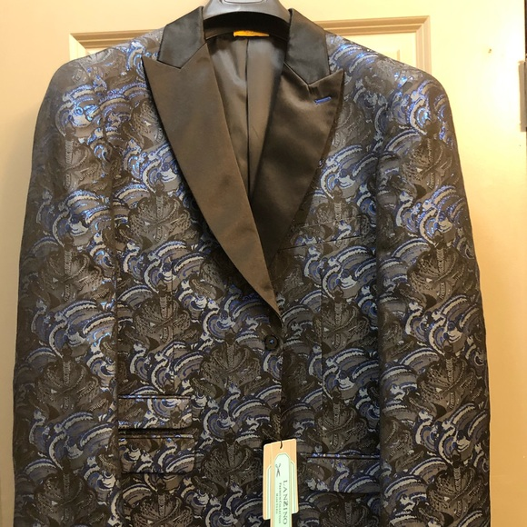 Other - 🆕WT Lanzino 2X 46R BLAZER💙 Offers Accepted❕